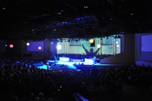 Yorba Linda Church Audio Visual