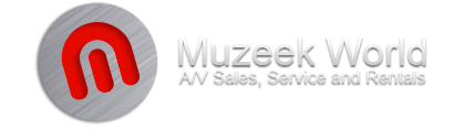 Muzeek World Professional Audio/Visual